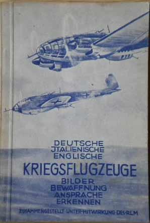 Kriegsflugzeuge Herbst 1941