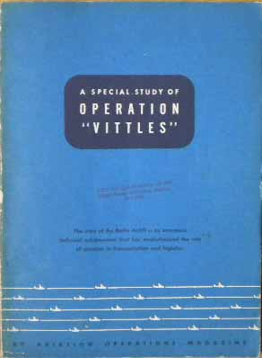 Berlin Airlift Vittles