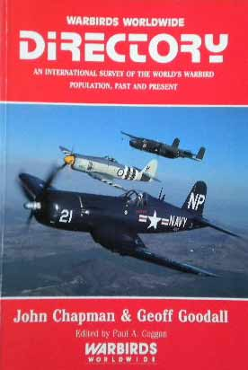 Warbirds Worldwide directory