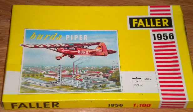 Faller Piper Cub