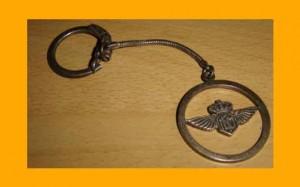 KLM key chain